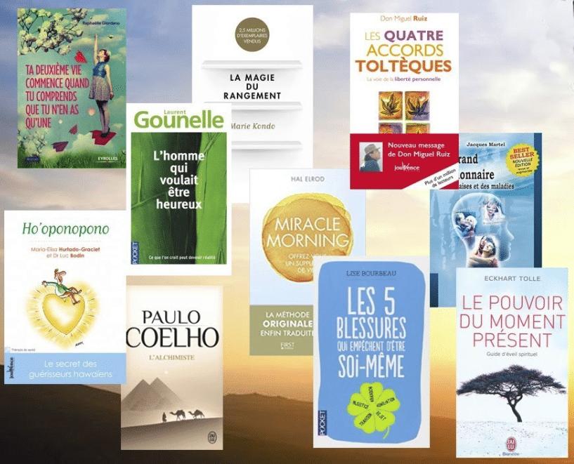 Knihy o osobním rozvoji jsou u čtenářů Madagaskanu oblíbené