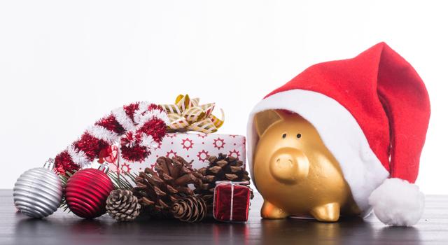 Saving up for Christmas? Nooo... xD