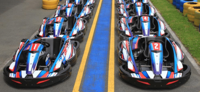 Go-karting is a leisure activity that requires a large budget in Madagascar.