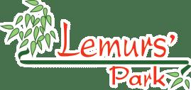 El logo de Lemurs Park
