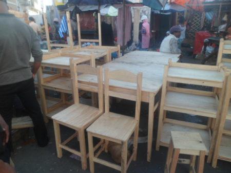 """Los muebles """"Vita malagasy"""" son siempre de muy buena calidad"""