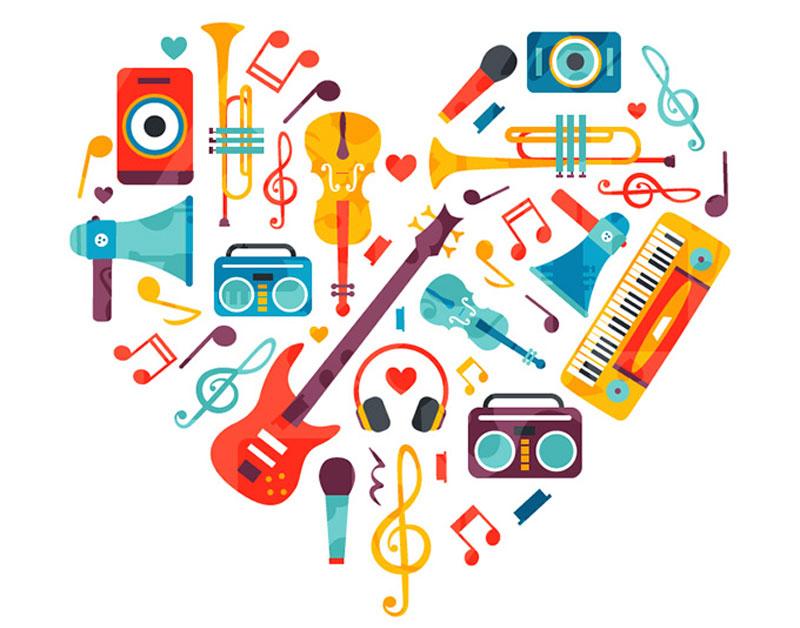 Evangélico, Variedad, Tropical y Folklórico son los 4 géneros más populares en la Capital.