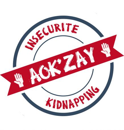 """La iniciativa Aok'zay (""""Ya basta"""") nació del disgusto del público en general por la falta de seguridad."""