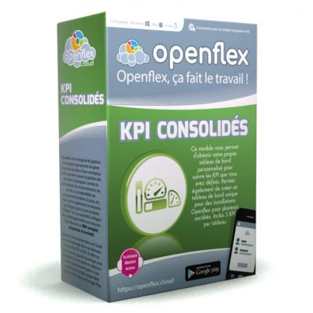 Este software Openflex permite medir el rendimiento de los empleados