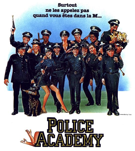 ¿La policía? ¿Qué policía?