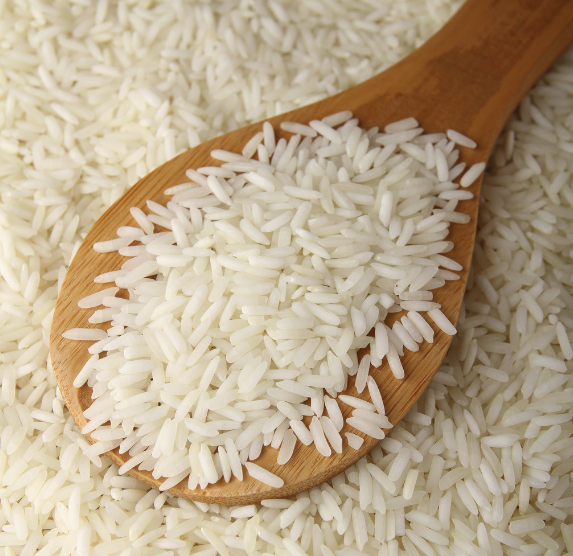 Rice, a staple of the Malagasy diet