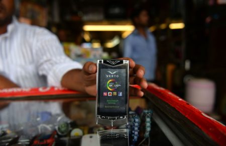 Mobile telephony is the most popular counterfeit product in Madagascar
