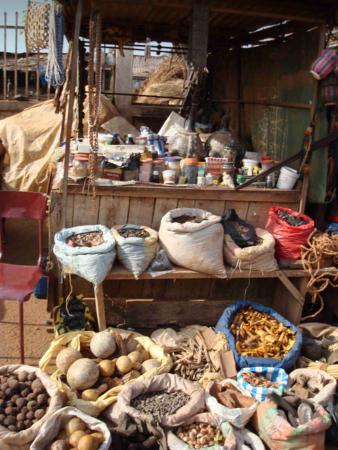 Sólo el 5% de los tananarivianos usan la medicina tradicional para tratarse a sí mismos.