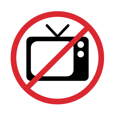 27% of Tananarivians do not watch television