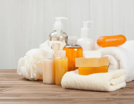 Gel de ducha, jabón, champú... estos productos son populares entre los habitantes de Madagascar para el mantenimiento de su higiene personal