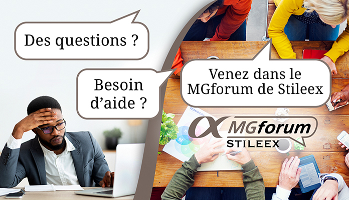 Le MGforum de Stileex