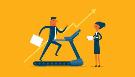 La empresa necesita motivar a sus equipos para que vean evolucionar su rendimiento y sus resultados