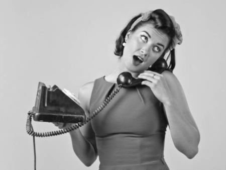 Lo más importante de tener un teléfono celular son las llamadas. ¡Pero asegúrese de elegir su oferta cuidadosamente para que su charla no se interrumpa!