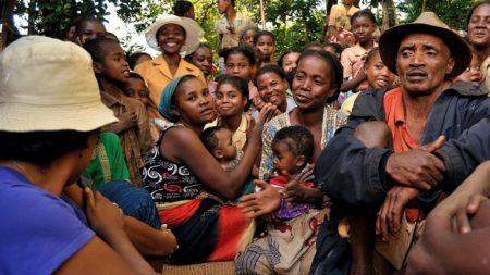 La participación de los padres es una parte integral de nuestros valores tradicionales en Madagascar