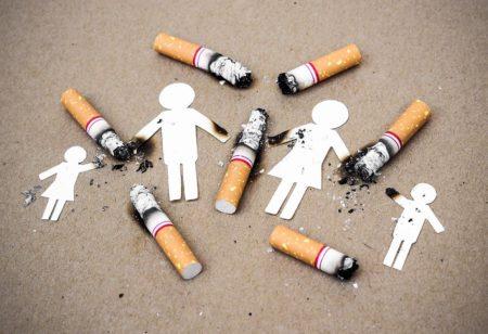Fumar en Madagascar afecta a una gran parte de la población