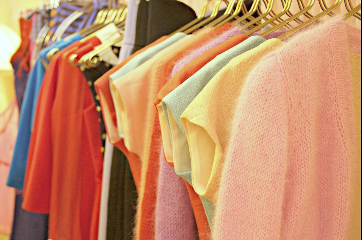 Oblečení, jediná položka, která nepropadá panice Tananarivians