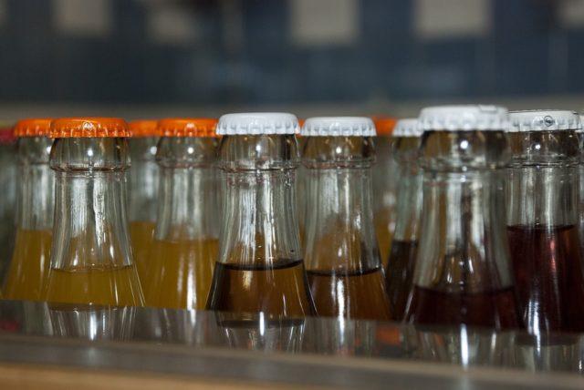 Tananarivani nejsou zvyklí pít hygienické nápoje