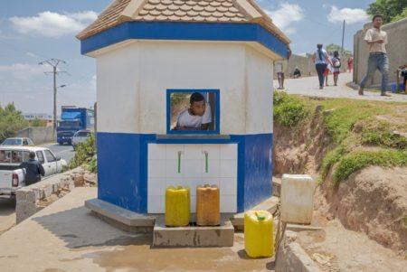 Tananarivané spotřebovávají více vody z fontán