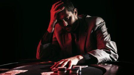 Závislost na hazardu má mnoho negativních důsledků