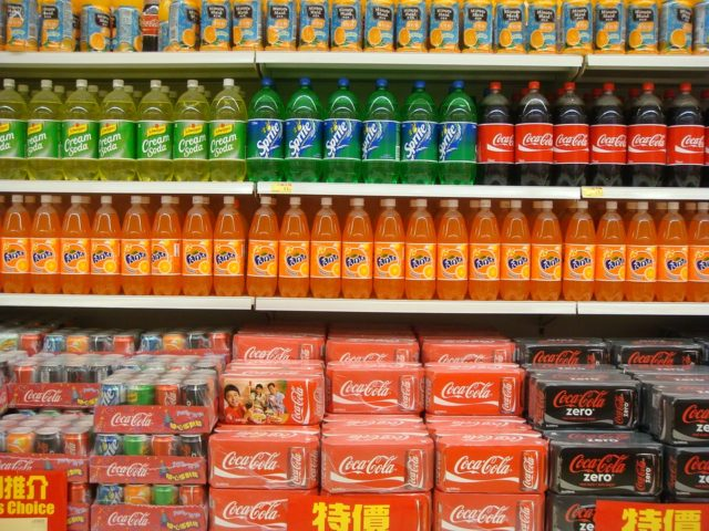 Na Madagaskaru nemohou v supermarketu nakupovat všechny domácnosti