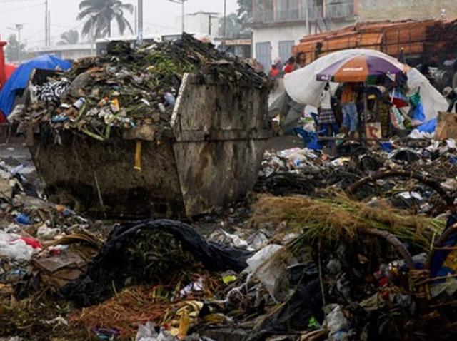 Nečistoty jsou hlavním zaměřením infekčních chorob