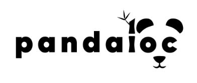 Logo du logiciel de gestion locative Pandaloc